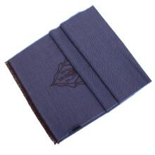 GUCCI 古驰 中性蓝色羊毛围巾 344993 4G200 4264