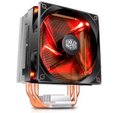 酷冷至尊(Cooler Master) T400 CPU 散热器(支持I9 2066、AM4 /4热管/PWM温控/LED风扇/背锁扣具)