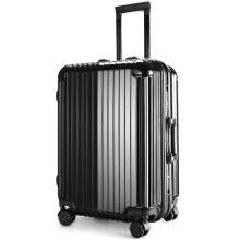 维多利亚旅行者VICTORIATOURIST 拉杆箱28英寸 铝框箱PC+ABS行李箱 男女旅行箱密码锁 万向轮5541黑色348元