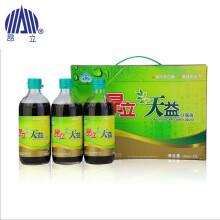 昂立 天益口服液 辅助降血糖 增强免疫力500ml*3瓶 礼盒装