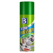 京东超市保赐利粘胶去除清洁剂 汽车摩托车不干胶清除剂玻璃除胶 地板除胶 双面胶除胶剂去胶剂 B-1810 450ML
