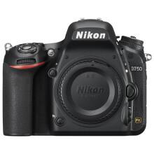 尼康(Nikon) D750 机身 全画幅单反相机 ?约2,432万有效像素 51点自动对焦 可翻折屏 内置WiFi