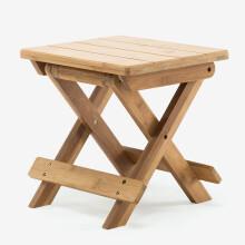 多瓦娜(DOWANA)凳子 折叠凳子 竹木小马扎DWN-Z001