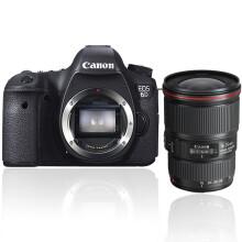 佳能(Canon)EOS 6D+(EF 16-35mm F/4 镜头)单反套机