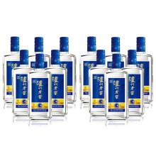 泸州老窖 福财运二曲系列 52度500ml浓香型 白酒 财酒12瓶整箱装