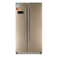索伊SOYEA 252升 三開門電冰箱 風冷無霜變溫軟冷凍冰柜 BCD-252WSE 水波金