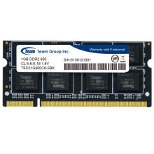 十铨(Team)DDR2 800 1G 笔记本内存