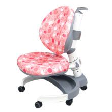 生活诚品 台湾原装儿童学习椅 成长椅 升降椅 人体工学椅 AU602P 粉色