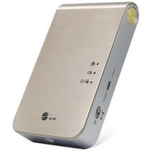 LG趣拍得 POPO相印机 手机便携相片打印机 手机照片拍立得 PD239G 金色