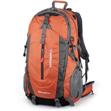 SWISSGEAR运动户外登山包背包徒步包男旅游包大容量休闲旅行包双肩包 橙色40升 1