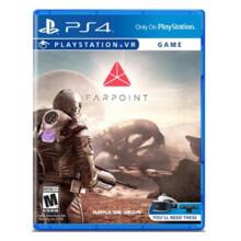 索尼PlayStation VR 虚拟现实 3D头戴式眼镜PSVR PS4专用 正版游戏软件 遥远星际
