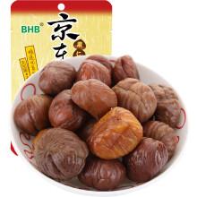 BHB 京东板栗 100g/袋4.9元
