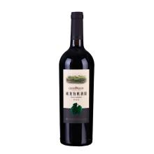 威龙红酒 有机酒田标准级干红葡萄酒 750ml