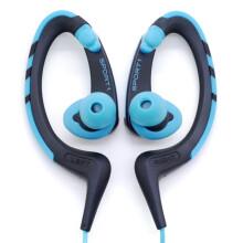 铁三角(Audio-technica)ATH-SPORT1 运动型入耳式耳塞 蓝色
