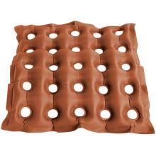 鼎力 防褥疮坐垫 家用轮椅床医用充气气垫 咖啡色