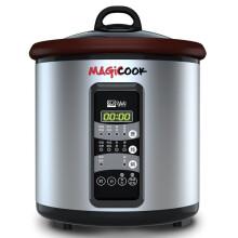 依立(yili)Magic M480 紫砂电炖锅 4.8L 微电脑控制 煲炖二合一 电脑汤粥煲 电脑隔水炖