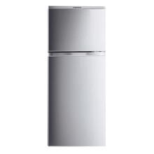 康佳(KONKA)BCD-108S 108升 双门 冷冻冷藏冰箱(银色)