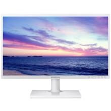 三星(SAMSUNG) S22C200B 21.5英寸LED背光宽屏液晶显示器 (白色)