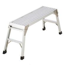 稳耐 家用梯 铝合金梯凳加厚折叠平台梯工程梯楼梯工业梯子AP-20 进口品牌