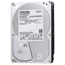 东芝(TOSHIBA) 2TB 64MB 7200RPM 台式机机械硬盘 SATA接口 消费级系列 (DT01ACA200) 个人电脑与外部存储