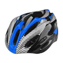 奇点 Qidian 骑行头盔男女山地公路自行车山地车头盔骑行装备安全帽蓝色