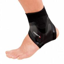 赞斯特ZAMST足球护踝Filmista飞斯特 轻薄稳定跑步羽毛球运动护具(1只装分左右)黑色右M