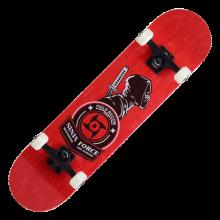 运动伙伴(MOTION PARTNER) 滑板专业儿童成人青少年四轮滑板初学者双翘滑板车 忍者
