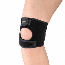 京东国际赞斯特(ZAMST) 赞斯特 ZAMST护膝运动JK-1 髌骨护膝 保护半月板护膝 黑色 L(371103)