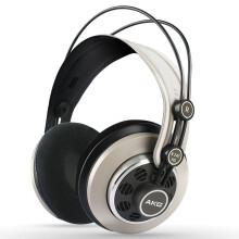 爱科技(AKG)K242HD 头戴式耳机 录音师参考及监听耳机 高保真 立体声 低阻直推手机耳机