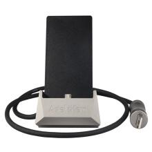艾利和(Iriver)Astell&Kern PEM11 原装底座 AK120II AK100II专用底座 USB连接充电 防滑减震 石银色