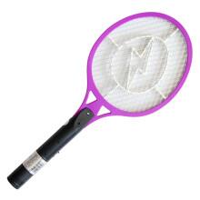 美美充电式安全环保灭蚊拍电蚊拍 P003B紫色