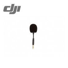 DJI大疆灵眸OSMO+ Mobile手机云台 防抖全景相机 高清手持稳定器 Osmo-便携式麦克风