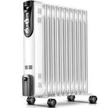 先锋(Singfun) 取暖器/家用电暖器/电暖气/11片电热油汀 DS6111