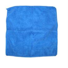 纤维擦车内饰除尘毛巾多用清洁巾30CM*30CM 蓝色/单条