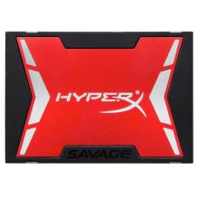 金士顿(Kingston)HyperX Savage系列 240G SATA3 固态硬盘