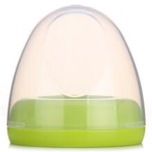 贝亲(Pigeon)宽口径奶瓶帽盖套装(奶瓶帽+防尘盖)绿色BA61