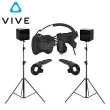 【无线支架头带套装】HTC VIVE 智能VR眼镜 PCVR 3D头盔