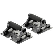 凯速 俯卧撑支架支撑器健腹轮腹肌轮 家用健身器材瘦腰瘦肚子锻炼臂 多功能俯卧撑架-可做健腹轮