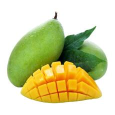 【第二份9.9元】悠乐果 越南进口青芒果2kg 单果约200-300g 玉芒新鲜水果