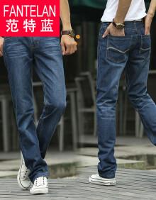 韩版潮流弹力长裤子 深蓝色 棉 32码 2尺5 在 京东 的历史价格走势图