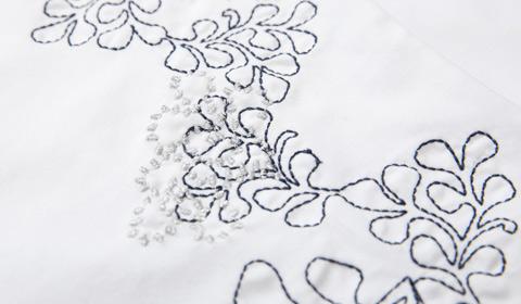 服装手绘刺绣纹样