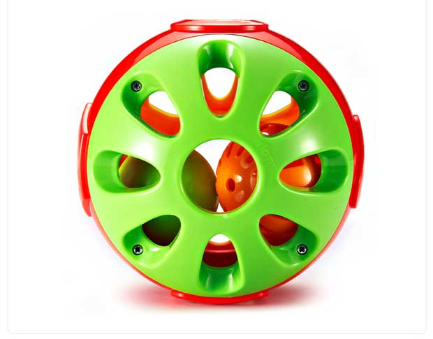 智玩具 响铃滚滚球 运动爬行婴幼儿童早教启智 6 12个月图片,,澳