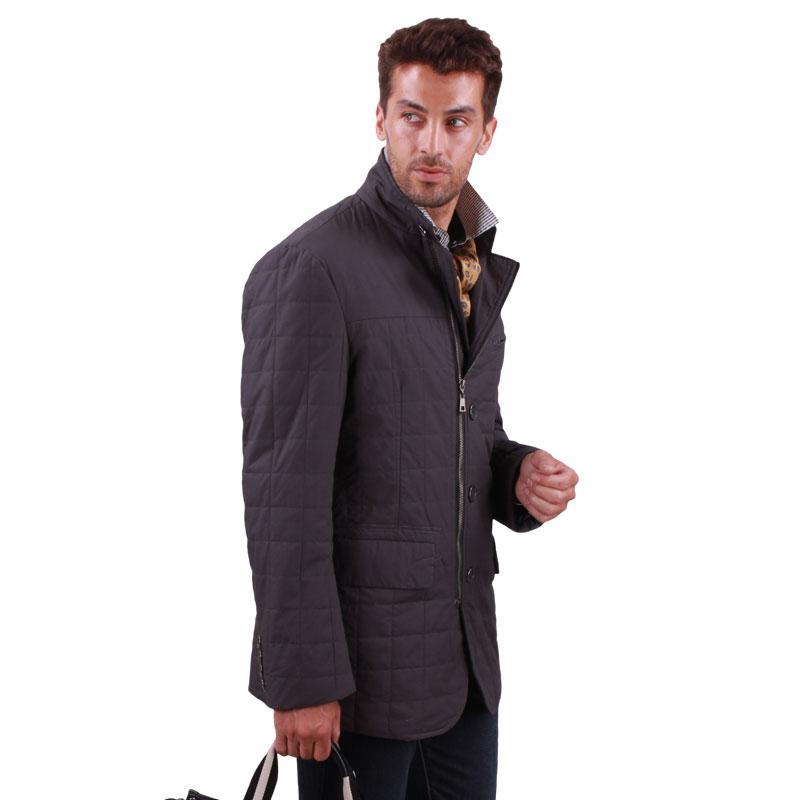 博格思berges男装 2013新款男装外套簿棉衣图片