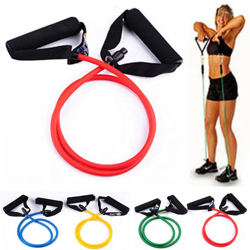 特价秒杀一字乳胶拉力器瑜伽锻炼拉力绳家用健身器材男女通用
