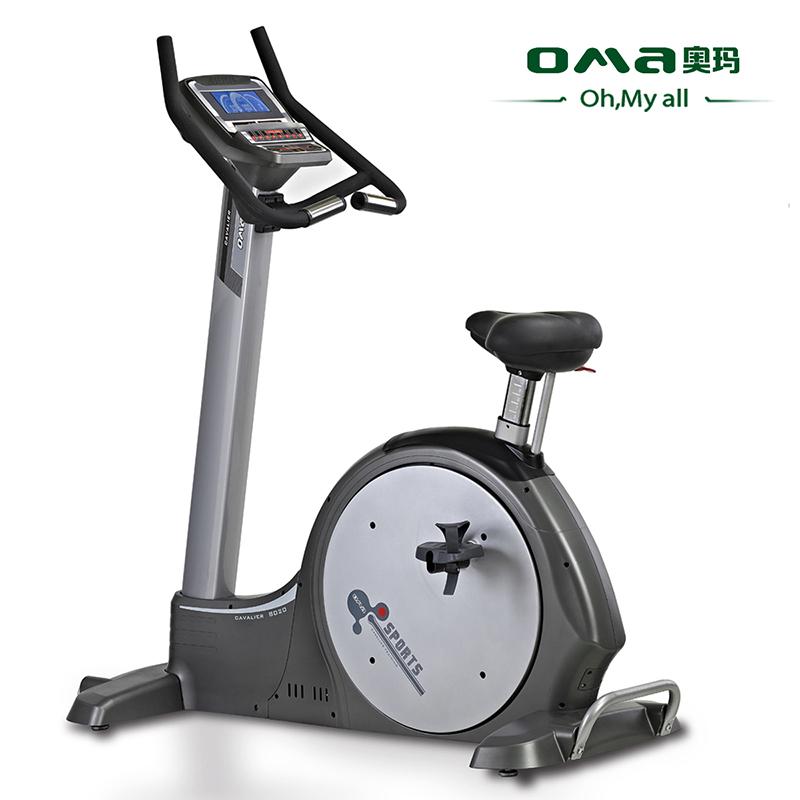 健身车_奥玛oma-8020 自发电商用立式健身车 健身房 家用 健身车正品 全国