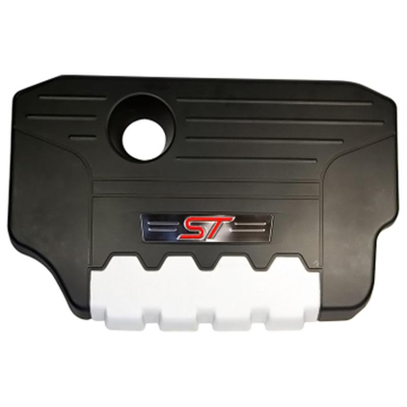 路奈 新福克斯发动机保护盖 隔音护板 12新福克斯发动机罩防尘罩 12新