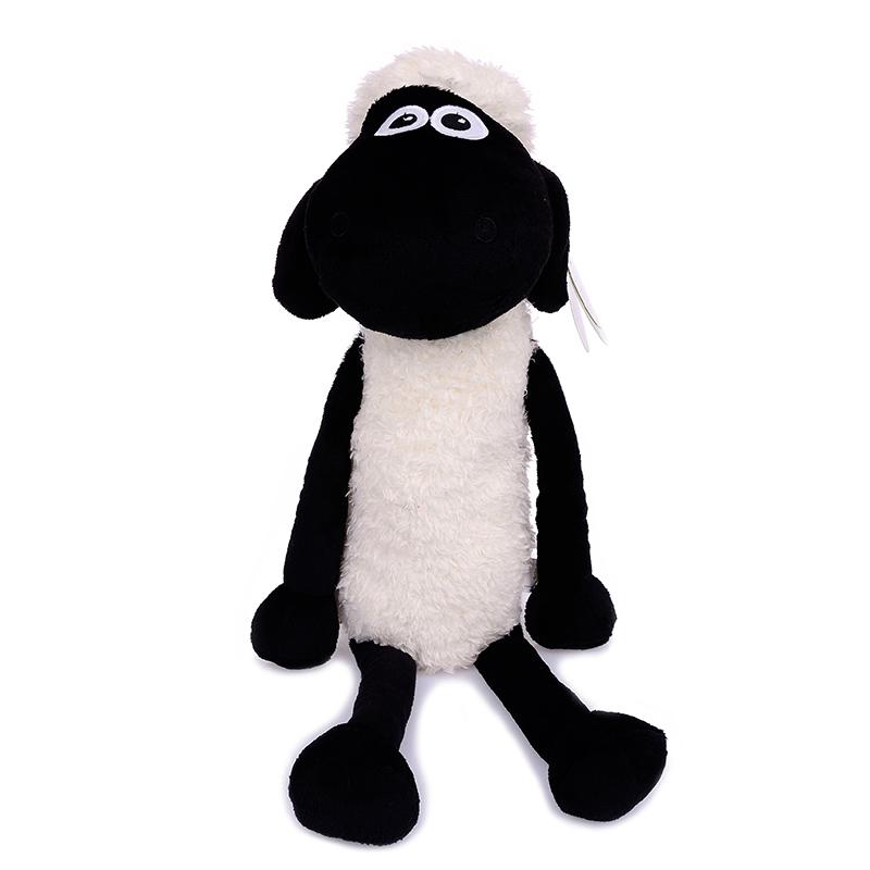 专柜正版nici肖恩羊nici羊小羊肖恩球形绵羊车载毛绒玩具公仔瘦