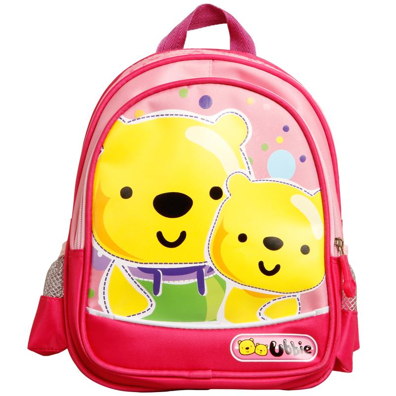 小熊优彼 优彼儿童书包