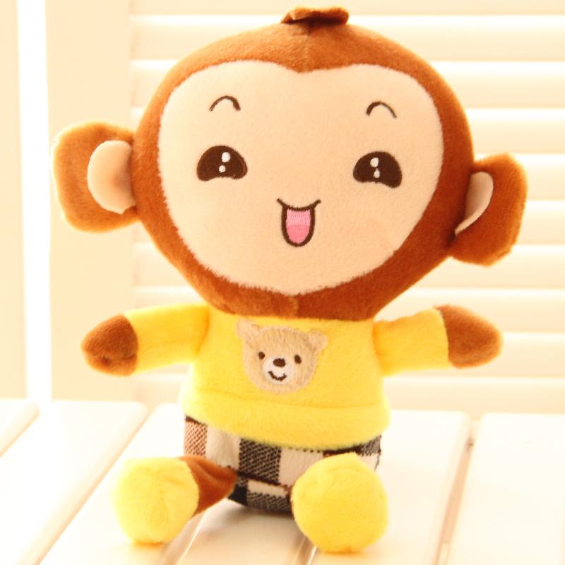 商品编号:1143597355 可爱的小猴子,情侣公仔.