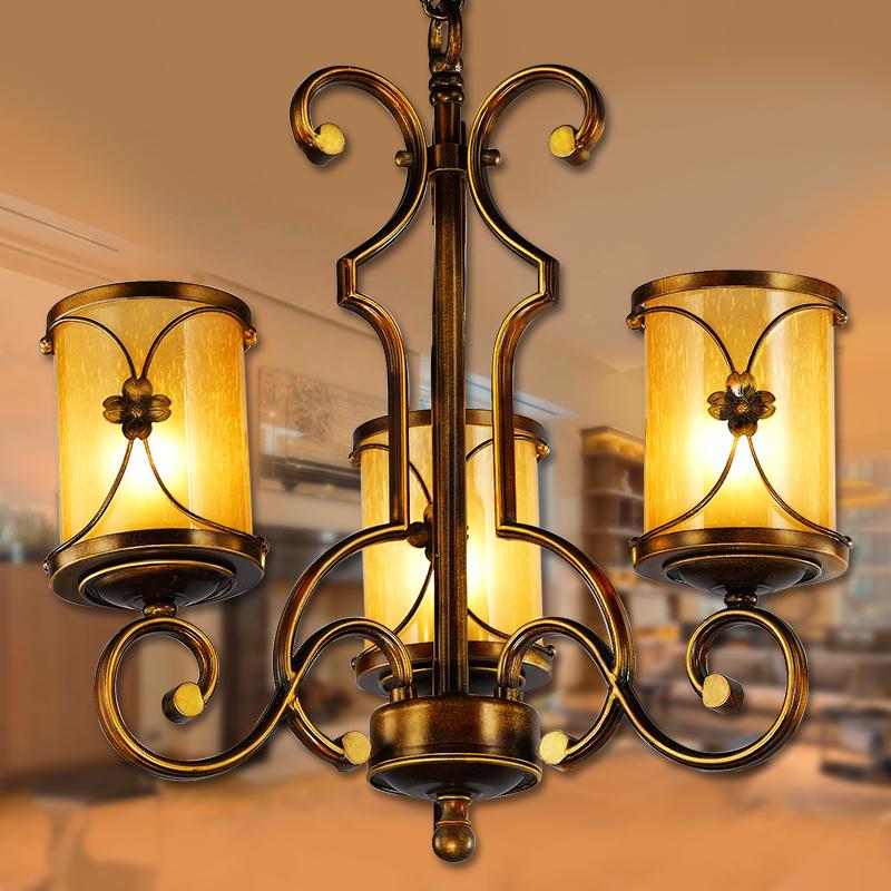 奥图帕斯 欧式餐厅吊灯 新古典饭厅灯 三头餐桌灯具 gd02u-3图片